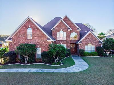 Mobile Single Family Home For Sale: 950 Millstone Court