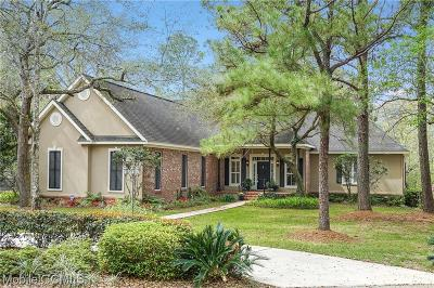 Mobile County Single Family Home For Sale: 5960 Riverchase Drive S