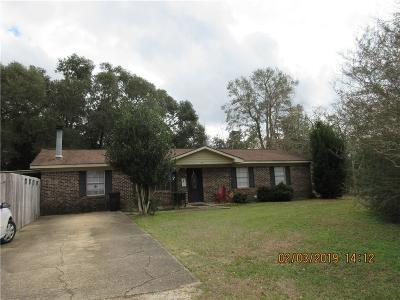 Semmes Single Family Home For Sale: 11501 Normandy Drive N