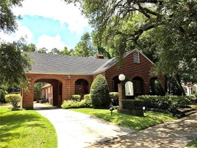 Mobile Single Family Home For Sale: 1653 Government Street