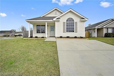 Mobile Single Family Home For Sale: 8730 Big Ben Court