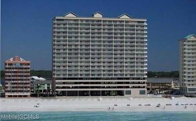 Baldwin County Condo/Townhouse For Sale: 931 Beach Boulevard W #1003