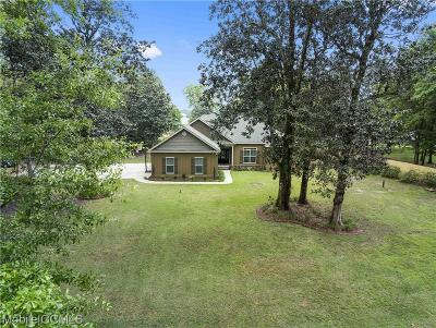 Theodore Single Family Home For Sale: 3258 Dog River Road