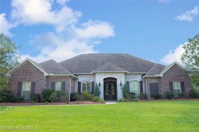 Baldwin County Single Family Home For Sale: 35944 Antebellum Boulevard