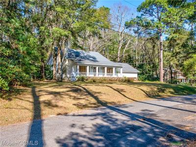 Baldwin County Single Family Home For Sale: 7125 Forest Park Drive