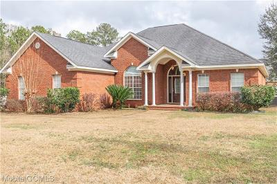 Theodore Single Family Home For Sale: 5575 Dawes Lane Extension