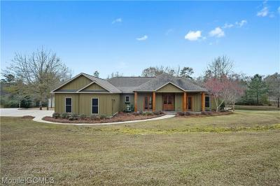 Wilmer Single Family Home For Sale: 12985 Oak Court