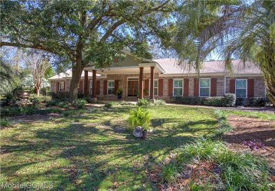 Baldwin County Single Family Home For Sale: 14 Audubon Place