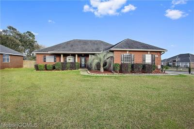 Semmes Single Family Home For Sale: 3350 Brooklyns Way W
