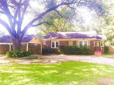Satsuma Single Family Home For Sale: 5657 Park Street