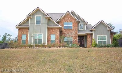 Baldwin County Single Family Home For Sale: 32237 Cinnteal Place