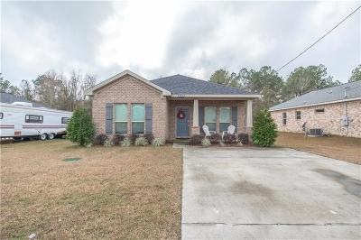 Mobile Single Family Home For Sale: 4960 Daniels Drive W