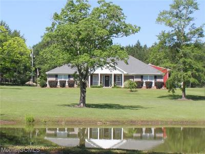 Baldwin County Single Family Home For Sale: 21881 Peacock Drive
