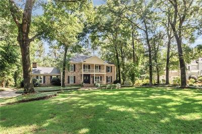 Mobile County Single Family Home For Sale: 6424 Canebrake Road