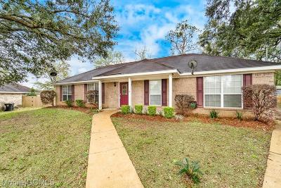 Theodore Single Family Home For Sale: 6998 Gray Oaks Drive