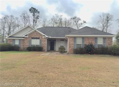 Mobile Single Family Home For Sale: 9281 Champion Circle N