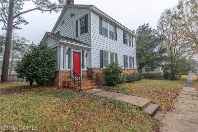Chickasaw Single Family Home For Sale: 324 5th Street
