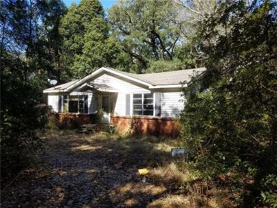 Grand Bay Single Family Home For Sale: 12620 Pine Street