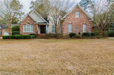 Baldwin County Single Family Home For Sale: 9471 Hackberry Court