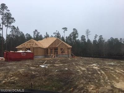 Baldwin County Single Family Home For Sale: 11874 Coyote Drive