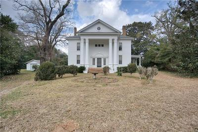 Mobile County Single Family Home For Sale: 7850 Lebaron Avenue
