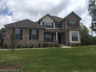 Baldwin County Single Family Home For Sale: 32194 Badger Court