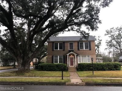 Chickasaw Single Family Home For Sale: 95 Lee Street