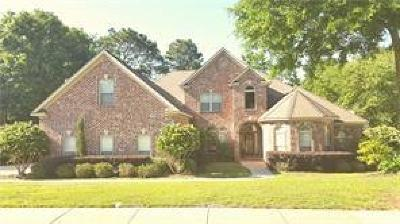 Mobile County Single Family Home For Sale: 7154 Wynnridge Drive