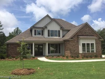 Baldwin County Single Family Home For Sale: 32173 Badger Court