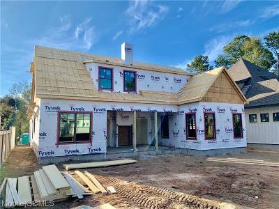 Baldwin County Single Family Home For Sale: 20 Carolina Court