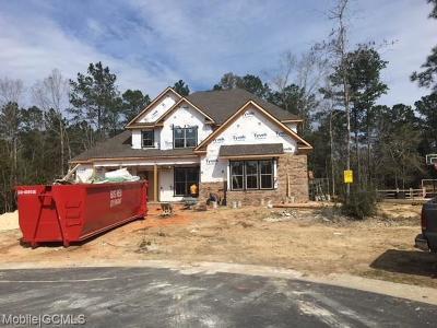 Baldwin County Single Family Home For Sale: 34139 Farrington Lane
