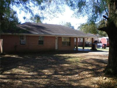 Satsuma Single Family Home For Sale: 30 Willie Crook Avenue