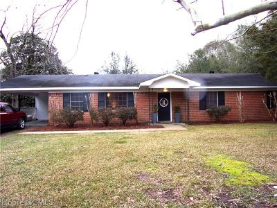 Semmes Single Family Home For Sale: 11410 Normandy Court