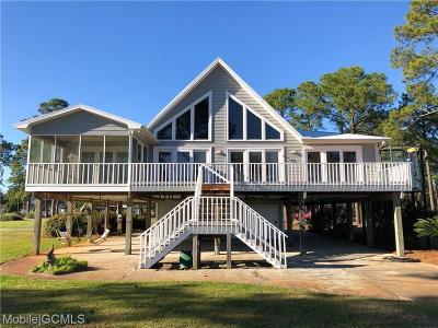 Baldwin County Single Family Home For Sale: 401 Sunset Drive