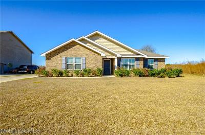 Mobile Single Family Home For Sale: 425 Paget Drive E