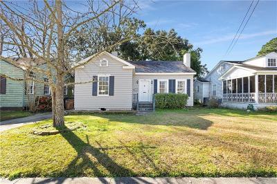 Mobile Single Family Home For Sale: 1623 Lamar Street