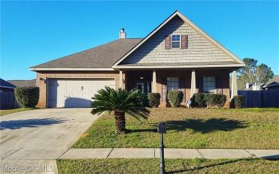 Semmes Single Family Home For Sale: 10338 Ronnie Byrd Lane S
