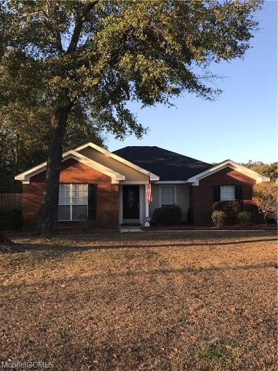 Theodore Single Family Home For Sale: 7680 Smith Road