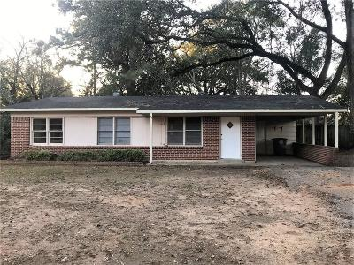Mobile Single Family Home For Sale: 662 Merritt Drive