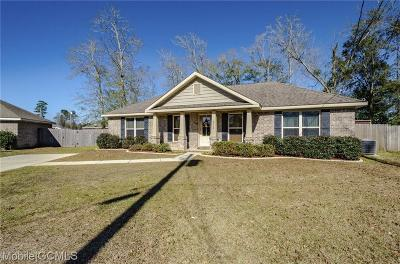 Theodore Single Family Home For Sale: 6716 Foxwood Drive