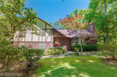 Baldwin County Single Family Home For Sale: 120 Durnford Hill Court
