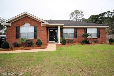 Mobile Single Family Home For Sale: 5100 Carol Acres Lane W