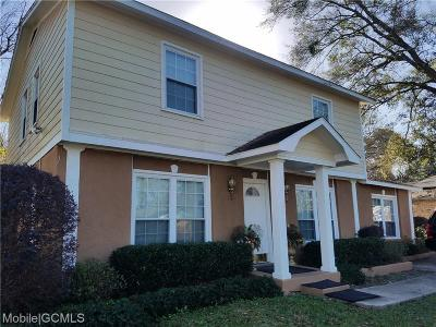 Mobile Single Family Home For Sale: 505 Heritage Drive E