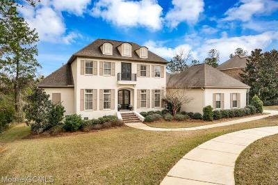 Baldwin County Single Family Home For Sale: 7261 Dellwood Creek Circle