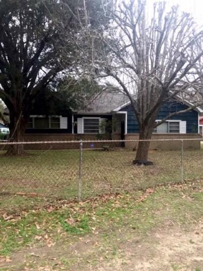 Mobile County Single Family Home For Sale: 3163 Ward Road