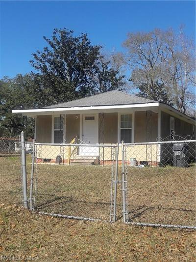 Mobile County Single Family Home For Sale: 312 10th Avenue