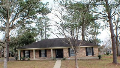 Mobile County Single Family Home For Sale: 1265 Hanover Court