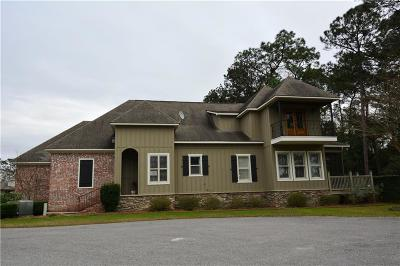Theodore Single Family Home For Sale: 5436 Rabbit Creek Drive #12