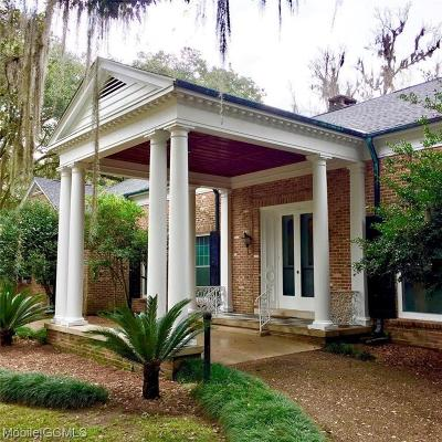 Mobile County Single Family Home For Sale: 2359 Venetia Road