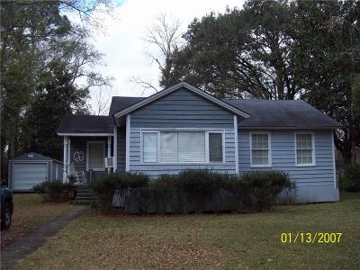 Mobile County Single Family Home For Sale: 305 3rd Street
